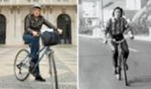 As políticas de mobilidade têm sido uma constante no discurso de Helena Roseta. É preciso pensar as cidades. À esquerda, em Lisboa, em 2008. À direita, em Cascais, em 1983.