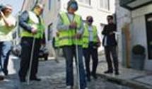Mobilidade, habitação digna, reabilitação urbana e qualidade de vida nas cidades sempre foram as grandes bandeiras de Roseta, aqui na campanha eleitoral de 2007 à câmara de Lisboa pelo movimento Cidadãos por Lisboa