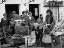 Cheias de 1967 nos arredores de Lisboa